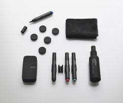 Startset Accessory kit Svart