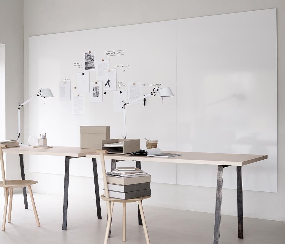 Skrivtavla Air Spaces whiteboard