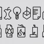 symboler-självhäftande
