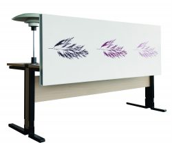 Table Screen System 50