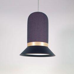 Ljudabsorberande lampa BuzziHat