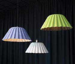 Taklampa Silent Pendant Lamp färger