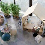 The Hut Lounge ovan