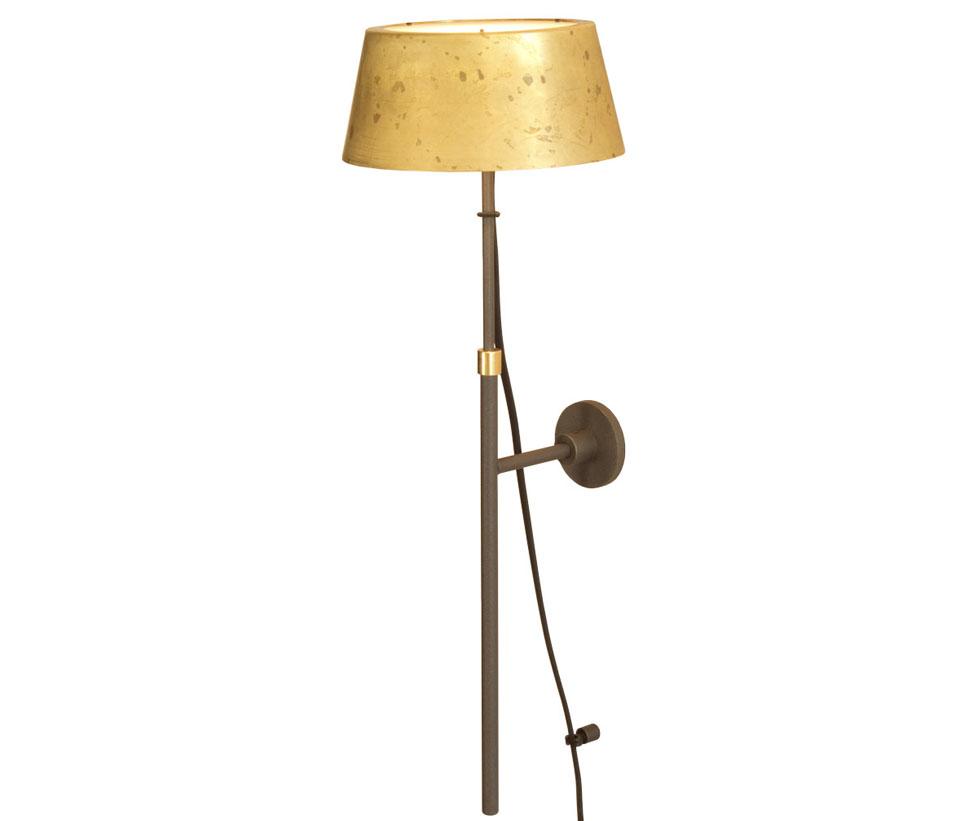 Vägglampa Karl