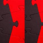 Puzzle bild
