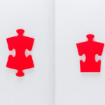 Red Puzzle x 2